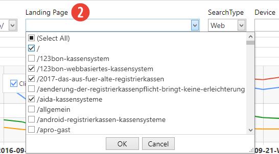 Data Fetching - Landing Page