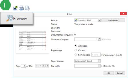 Data Set - Print