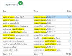 Data Set - Search