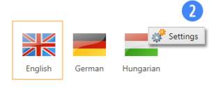 Other Features - Languages