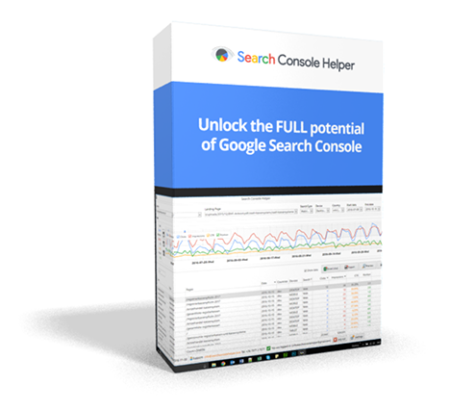 Search Console Helper Professional