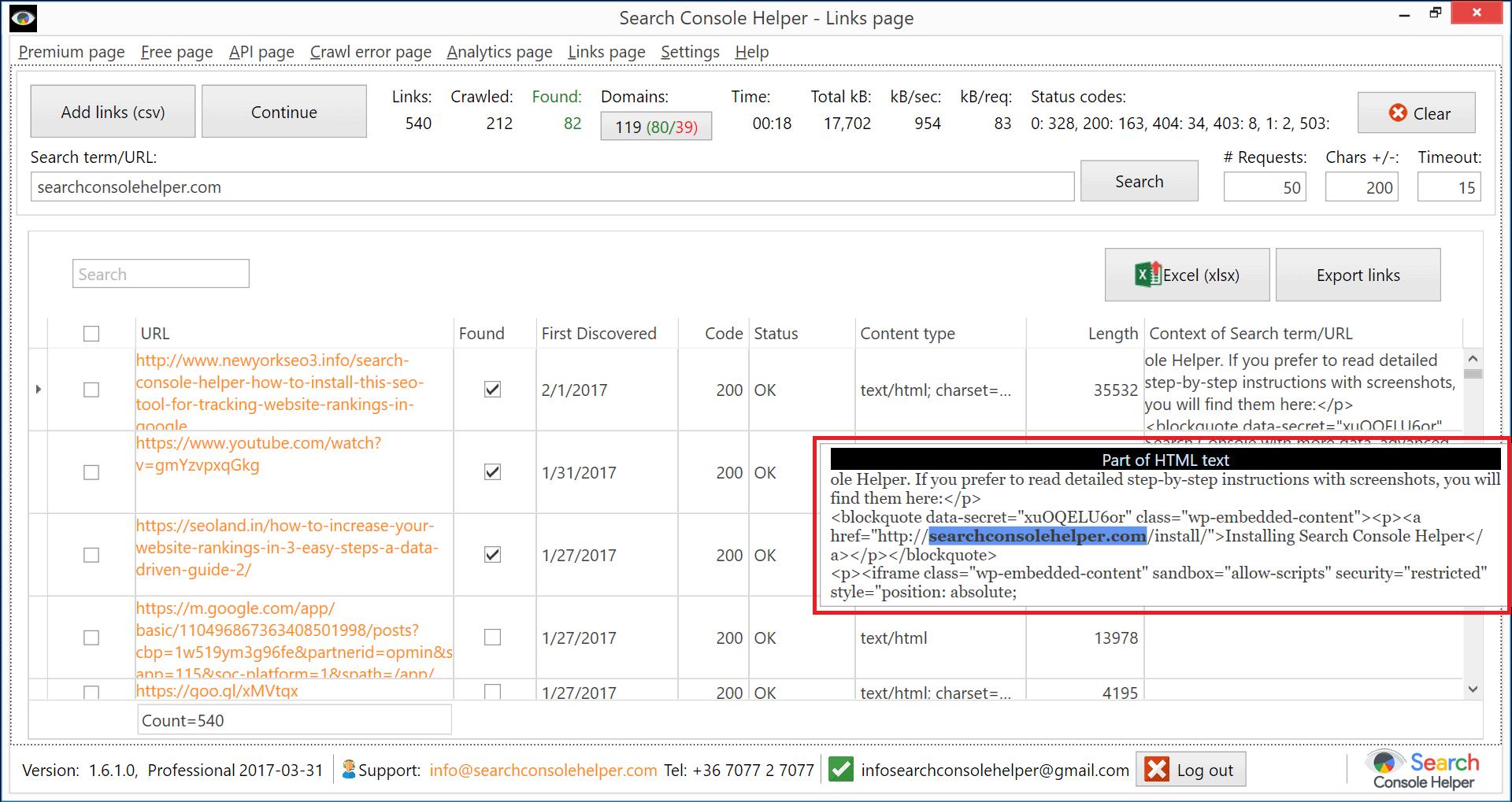 Backlink Analysis: Link Context